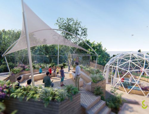 Alameda Biodome Project To Form Centrepiece Of Education Zone